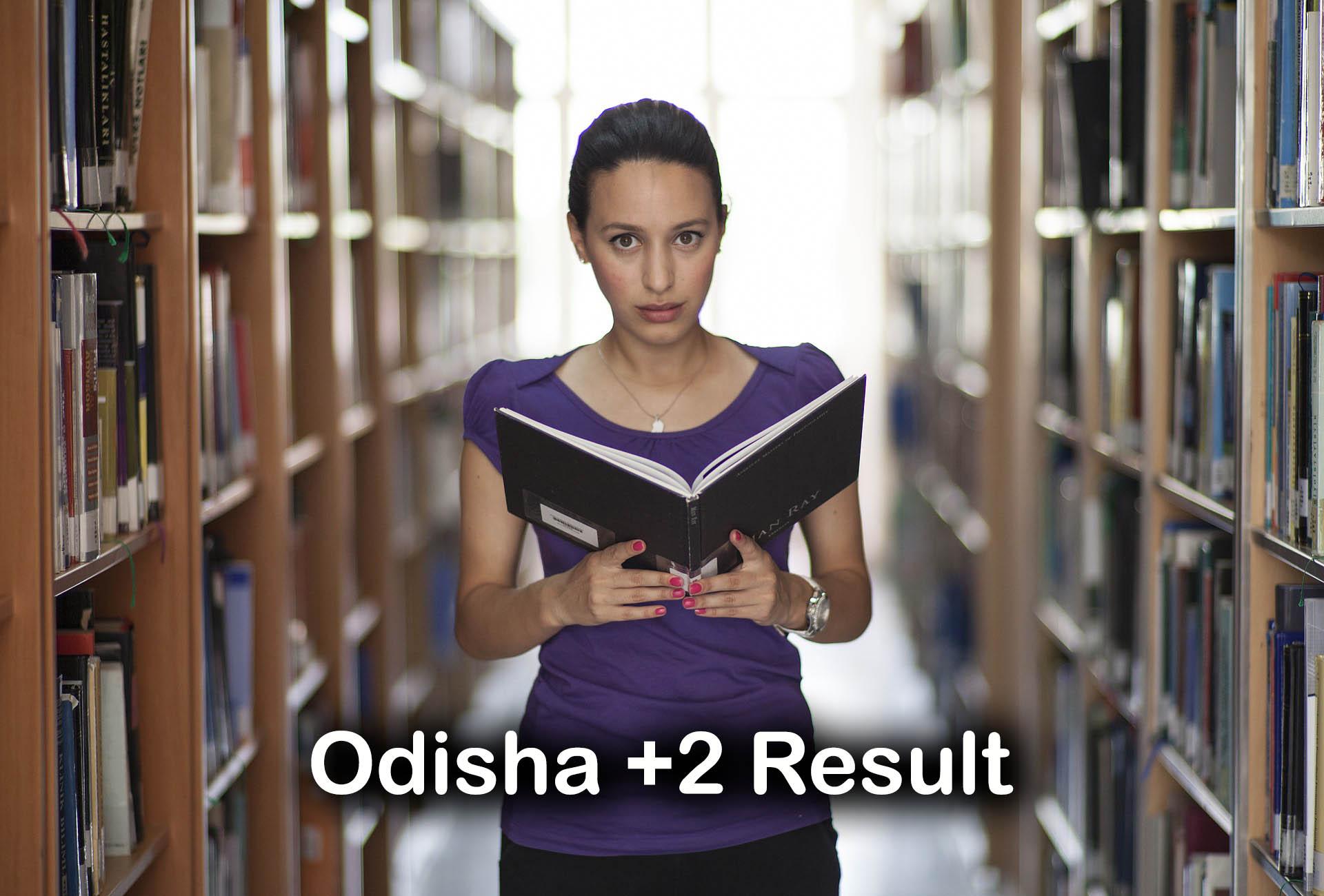 Odisha +2 Result