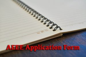 AEEE Application Form