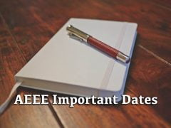 AEEE Important Dates 2020 : Complete Schedule for Amrita Entrance Examination