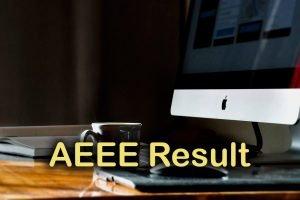 AEEE Result