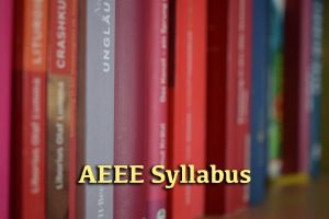 AEEE Syllabus