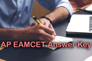 AP EAMCET Answer Key