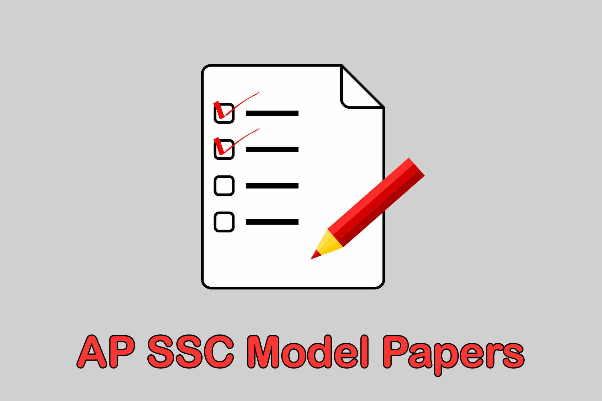 AP SSC Model Papers