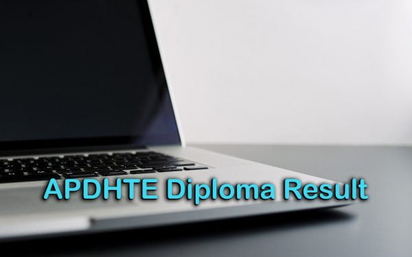 APDHTE Diploma Result