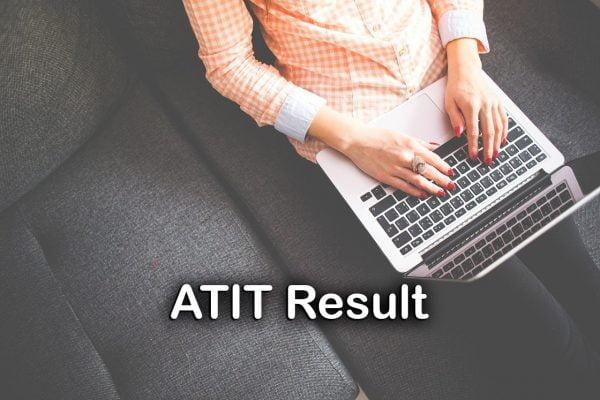 ATIT Result