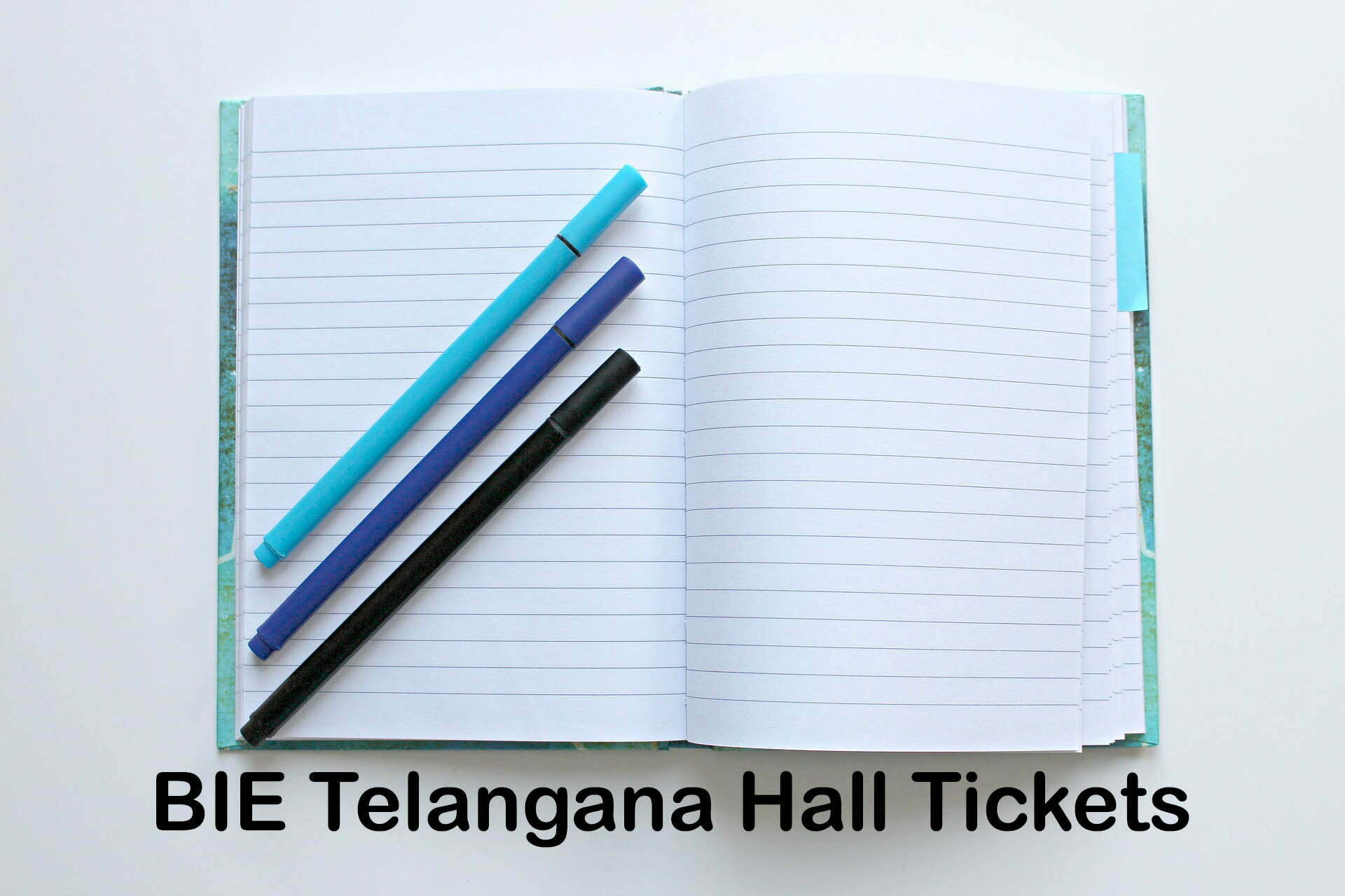 BIE Telangana Hall Tickets