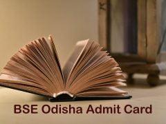 BSE Odisha Admit Card 2020 : Download Odisha 10th Admit Card 2020