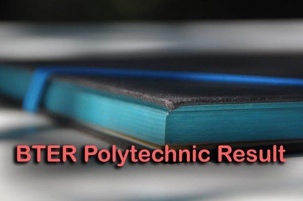 BTER Polytechnic Result