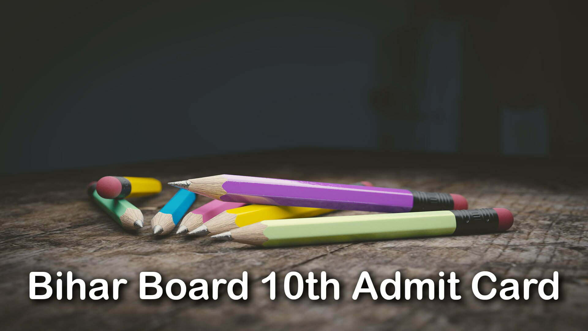 Bihar Board 10th Admit Card 2020 : Download BSEB Matric Admit Card