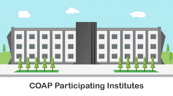 COAP Participating Institutes
