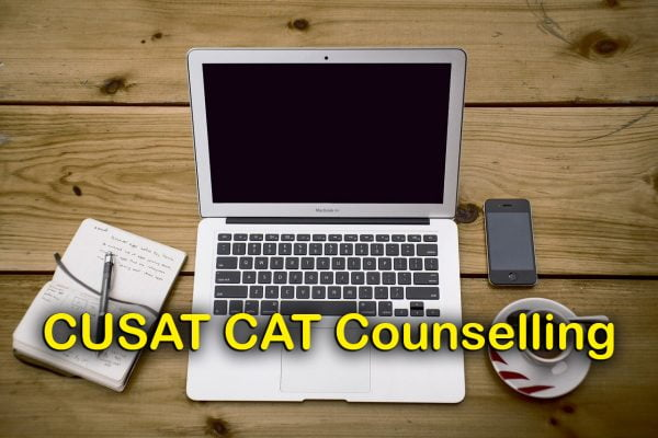 CUSAT CAT Counselling