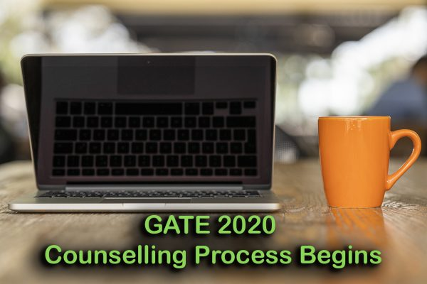GATE 2020 Counselling Process Begins