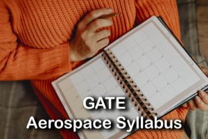 GATE Aerospace Syllabus