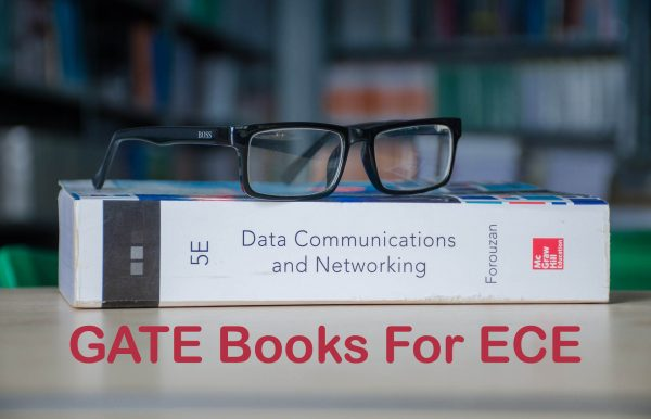 GATE Books For ECE