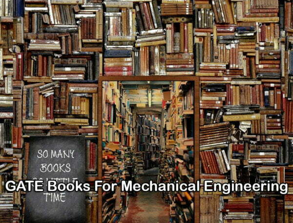GATE Books For Mechanical Engineering