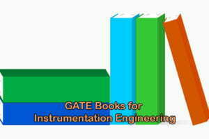 GATE Books for Instrumentation Engineering