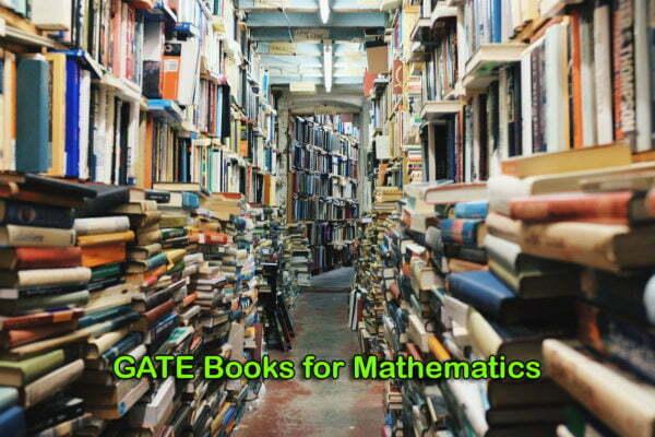 GATE Books for Mathematics