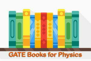 GATE Books for Physics