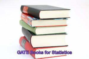 GATE Books for Statistics