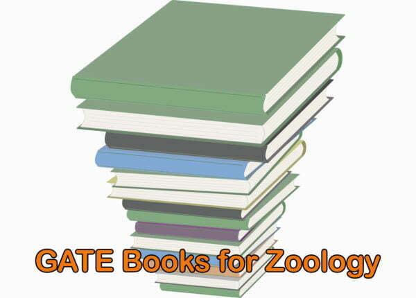 GATE Books for Zoology
