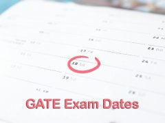 GATE Exam Date 2020 (Released) : Check Complete Schedule Here