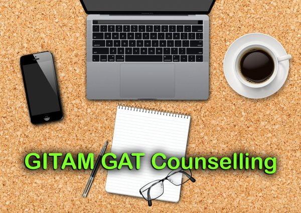 GITAM GAT Counselling