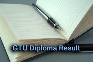 GTU Diploma Result