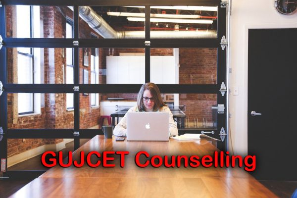 GUJCET Counselling