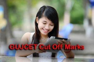 GUJCET Cut Off Marks