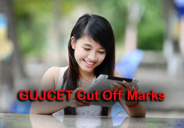 GUJCET Cut Off Marks