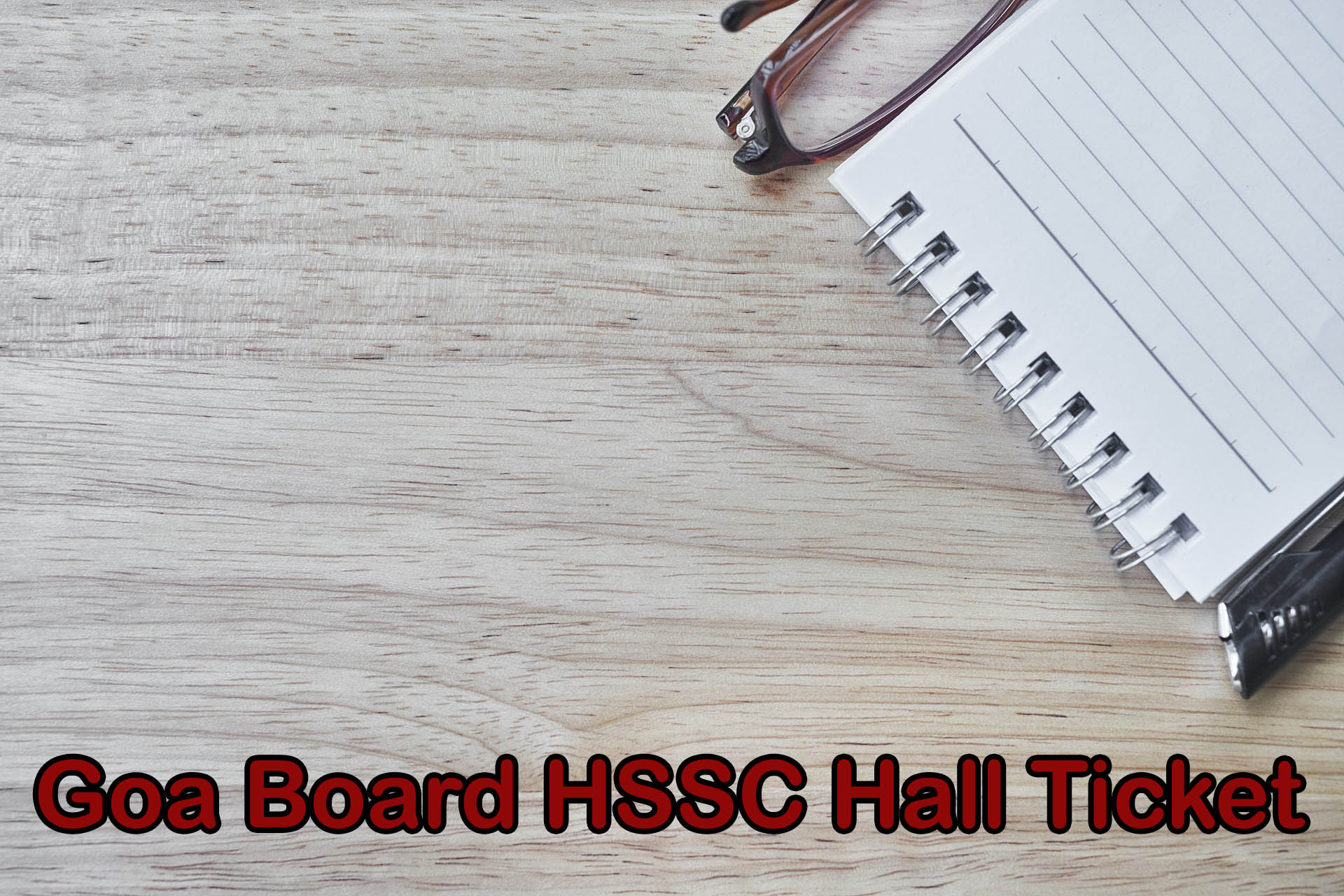 Goa Board HSSC Hall Ticket 2020 : GBSHSE 12th Admit Card 2020 Download