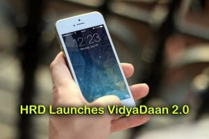 HRD Launches VidyaDaan 2.0, Asks People to Contribute e-Learning Content