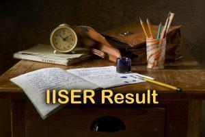 IISER Result