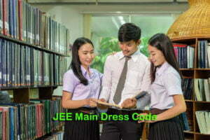 JEE Main Dress Code