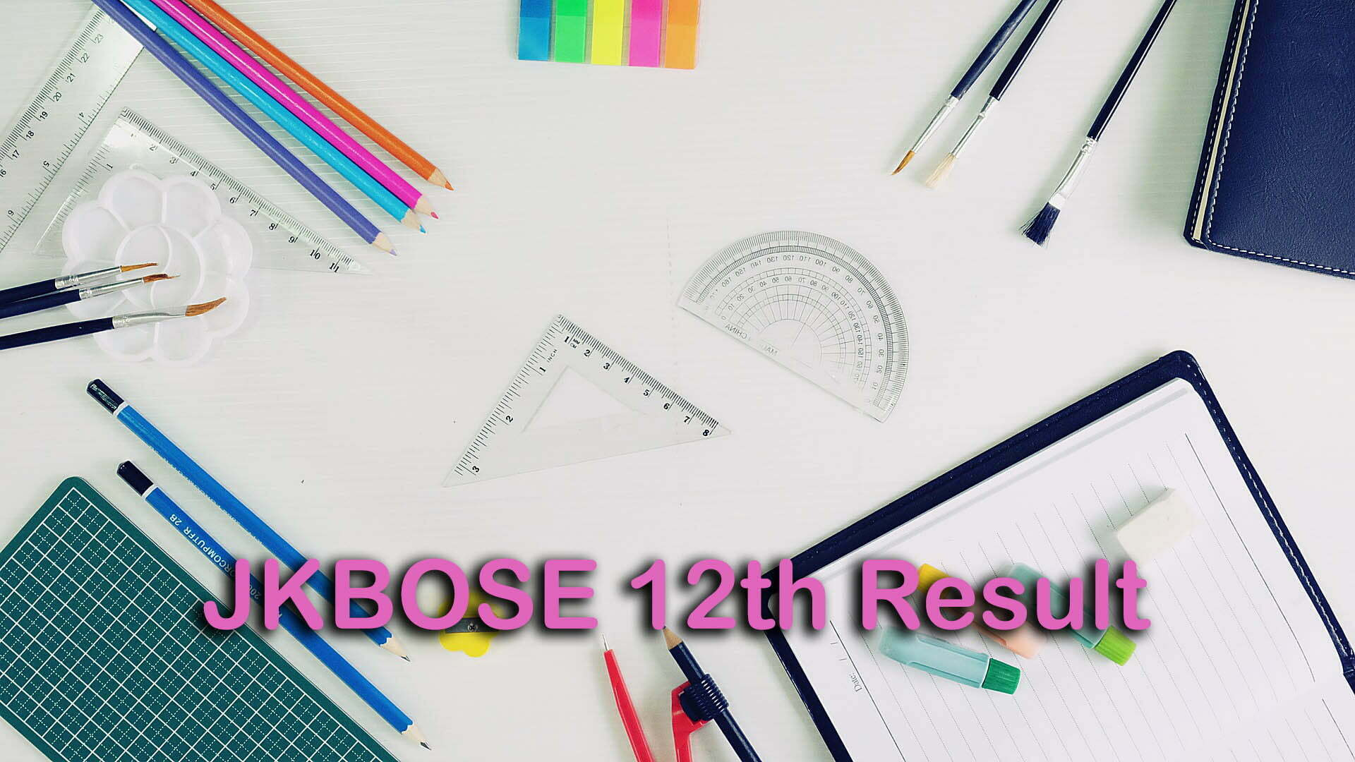 JKBOSE 12th Result