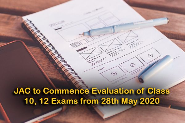 Jharkhand Board to Commence Evaluation of Class 10, 12 Exams from 28th May 2020