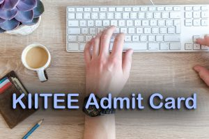 KIITEE Admit Card