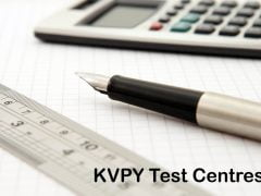 KVPY Aptitude Test Centres List 2019