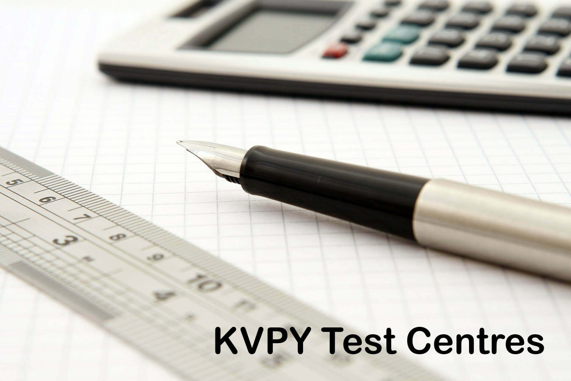 KVPY Aptitude Test Centres