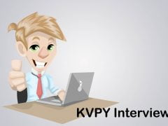 KVPY 2019 Interview Centres List & Documents Required