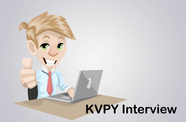 KVPY Interview