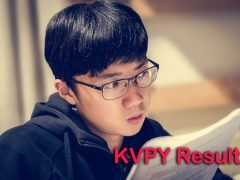 KVPY Result 2019 : Check Result and Cut Off For SA,SB,SX Stream
