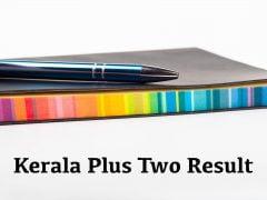 Kerala Plus Two Result 2020 : DHSE Kerala HSE Result 2020 Online