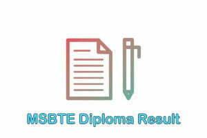 MSBTE Diploma Result