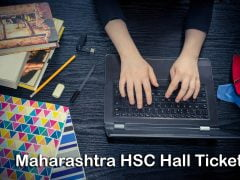 Maharashtra HSC Hall Ticket 2020 : Download Maha HSC Hall Ticket 2020