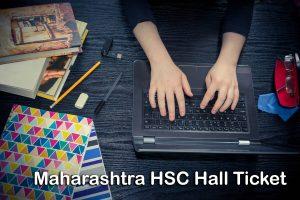 Maharashtra HSC Hall Ticket