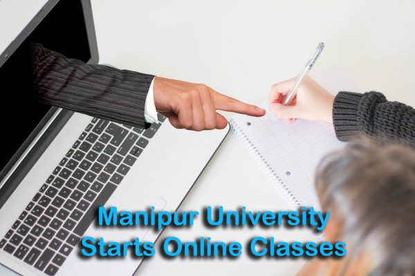 Manipur University Starts Online Classes