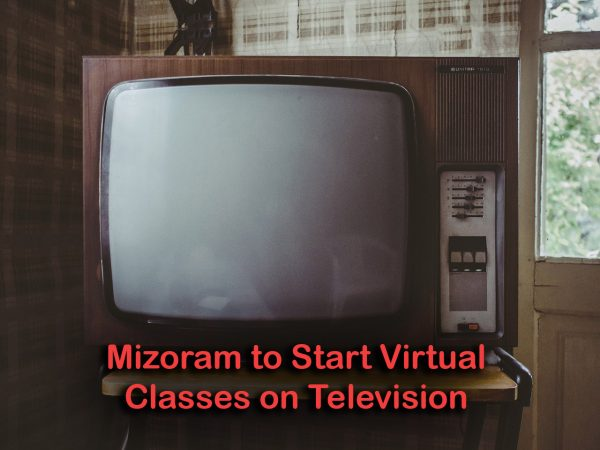 Mizoram to Start Virtual Classes on Television