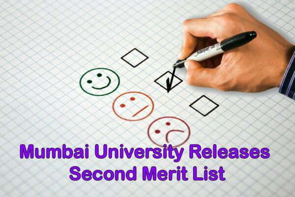 Mumbai University Releases Second Merit List