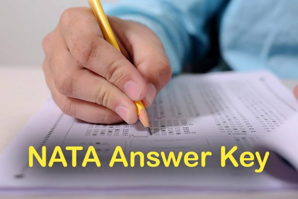 NATA Answer Key